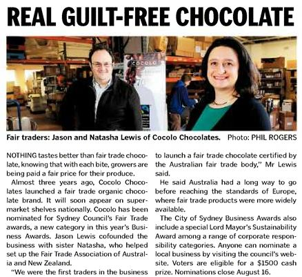 central-sydney-magazine-cocolo-chocolate-fairtrade-article